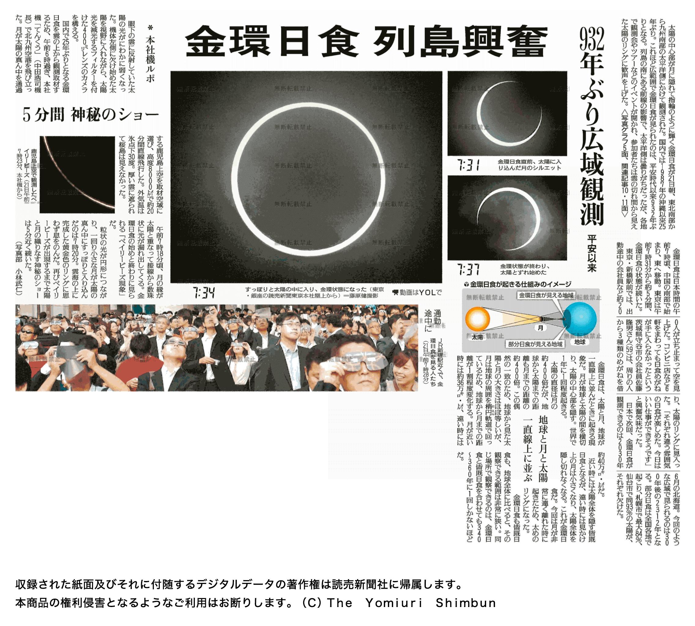権 新聞 コピー 著作
